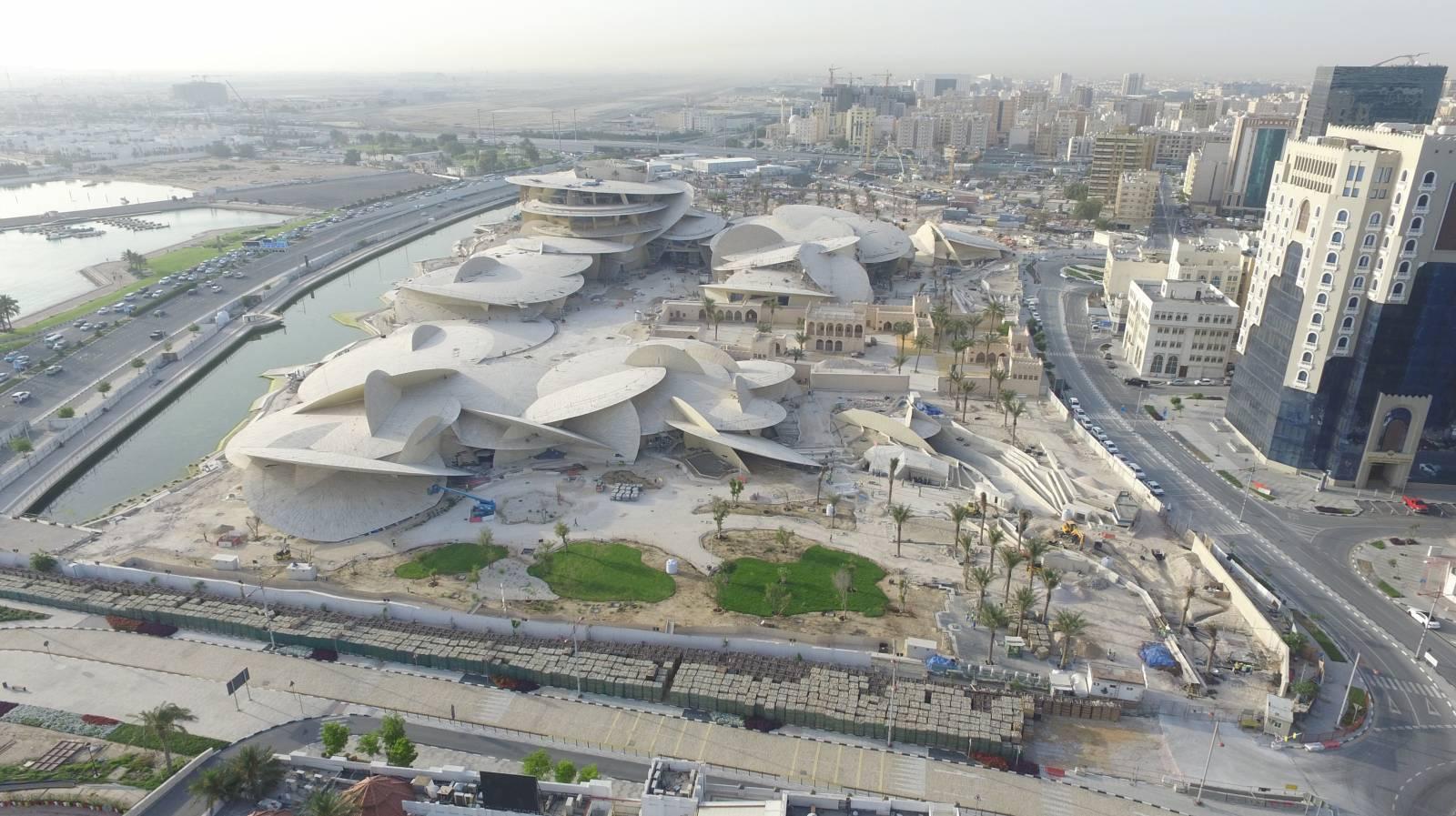 Lavorare In Qatar Architetto la rosa di doha, la visione di jean nouvel - giusy baffi